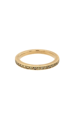 18k Yellow Gold Yellow Diamonds Eternity Band C1010 product image