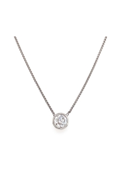 18k White Gold Necklace G10303 product image