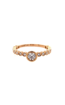 18k Rose Gold Ring G11325 product image