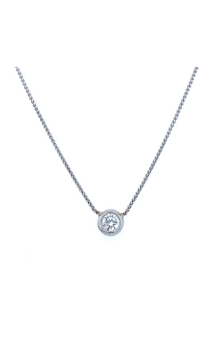 18k White Gold Necklace G11434 product image
