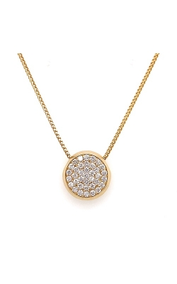 14k Yellow Gold Necklace G11669 product image