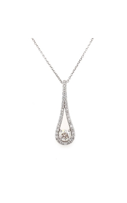 18k White Gold Necklace G5596 product image