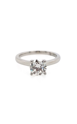 Platinum Engagement Ring G8345 product image