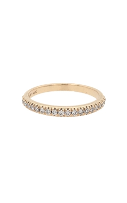 14k Yellow Gold Diamond Band G8462 product image