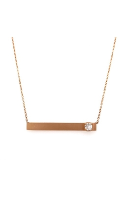 18k Rose Gold Necklace G9065 product image