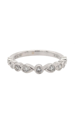 18k White Gold Diamonds Band G9142 product image