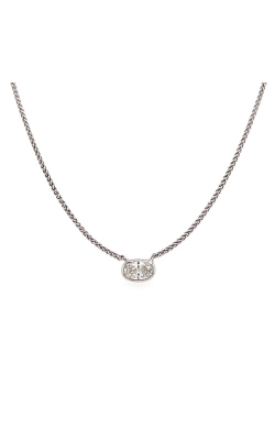 18k White Gold Necklace G9678 product image