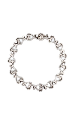18k White Gold Mahklouf Diamonds Bracelet C0210 product image