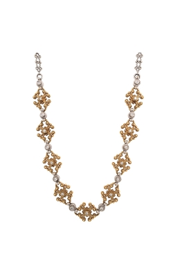 18k White And Yellow Gold Mahklouf Luxury Necklace C1584 product image
