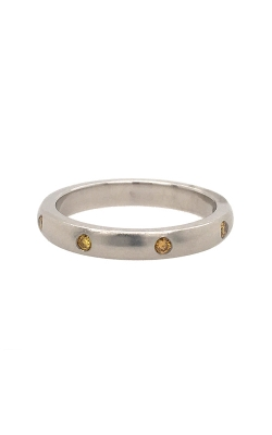 Platinum Canary Diamonds Band C2400 product image
