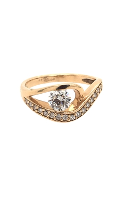 14k Yellow Gold Ring C6625 product image