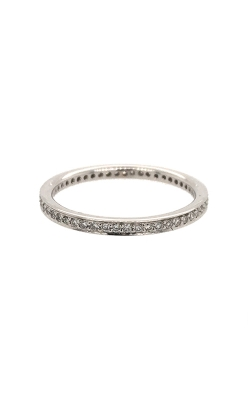 18k White Gold Diamonds Eternity Band C8284 product image