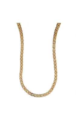 18k Yellow Gold Chain Necklace C10400 product image
